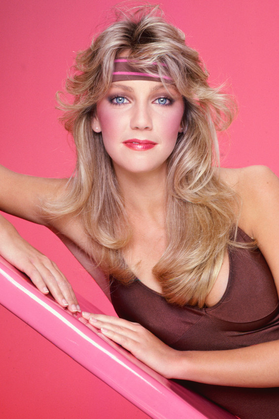 Heather Locklear In Sexy Color Photo Or Poster Ebay
