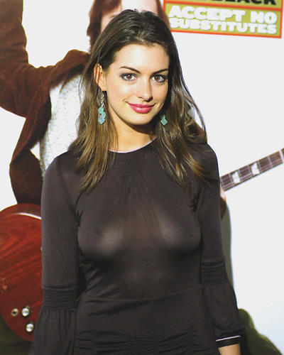 ANNE-HATHAWAY-BUSTY-IN-SEE-THRU-DRESS-24X36-POSTER