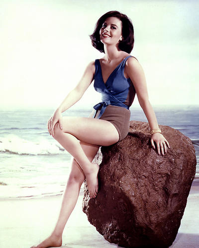 NATALIE-WOOD-LEGGY-SWIMSUIT-PIN-UP-24X36-POSTER-PRINT