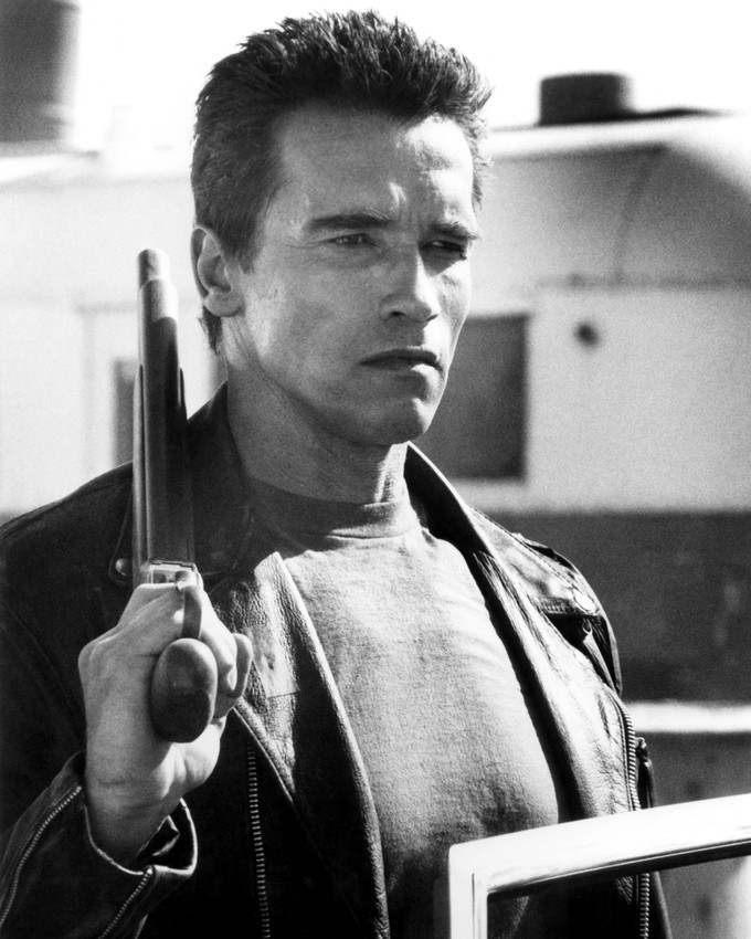 Terminator 2judgment day arnold schwarzenegger iconic with shotgun terminator 2 judgment day arnold schwarzenegger iconic with altavistaventures Gallery