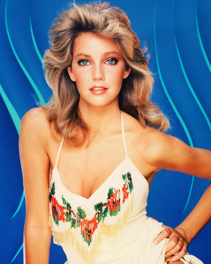 Heather Locklear In Sexy Color Poster Print Photo Or Poster Ebay