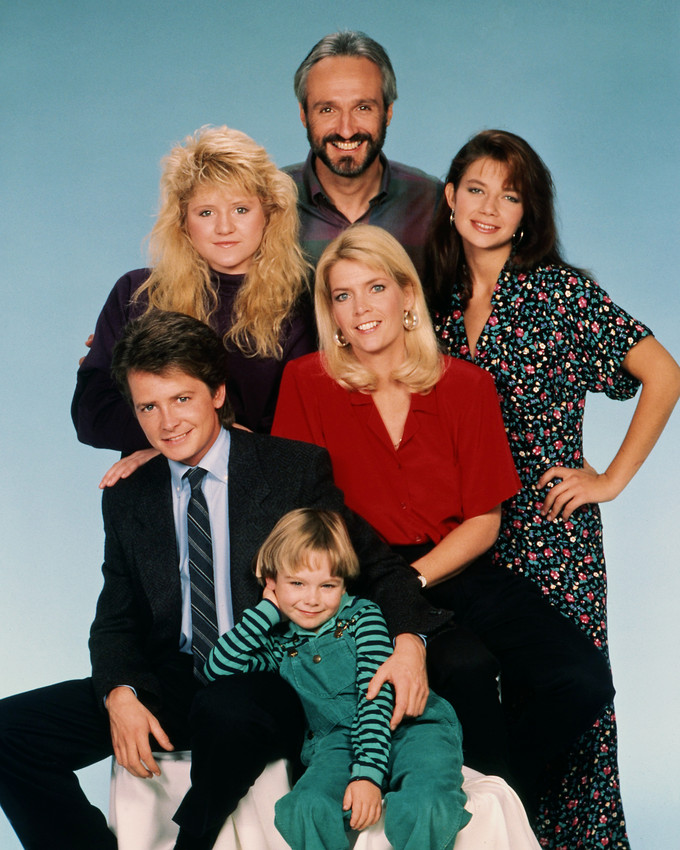 family Meredith baxter