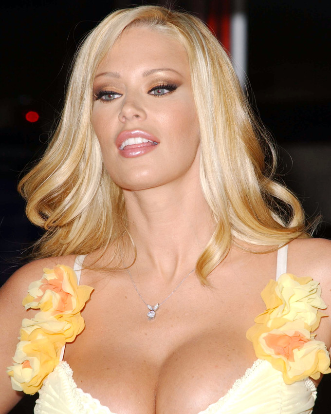 Image Is Loading Jenna Jameson Bust Sexy In Yellow Top Photo